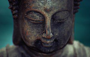 Boeddha afbeelding op de pagina Agenda