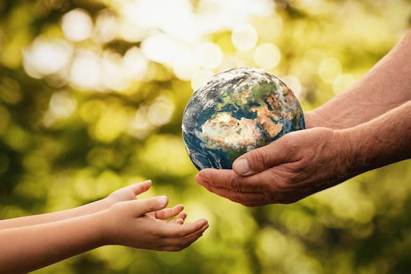 Online verdiepingsdag Omgaan met klimaatverandering - Bright Dharma - meditatie